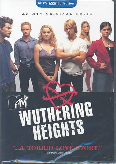 MTV'S WUTHERING HEIGHTS BY CHRISTENSEN,ERIKA (DVD)